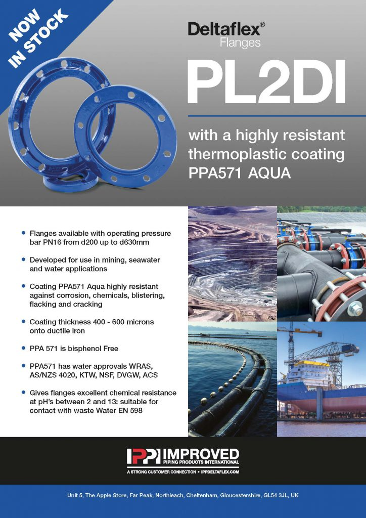 News - IPPI DeltaFlex - Improved Piping Products International